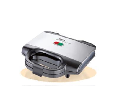 Sandwichera Tefal Ultracompact Negro Inox