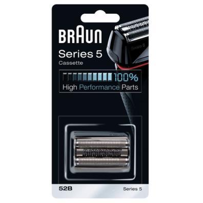 Repuesto Afeitadora Braun Casette 52 B Serie 5