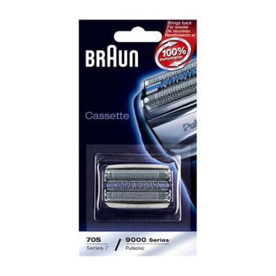 Repuesto Afeitadora Braun Casette 70 S Serie 7