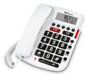 Teléfono sobremesa SPC Telecom 3293B