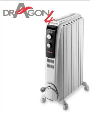 Radiador Delonghi TRD41025