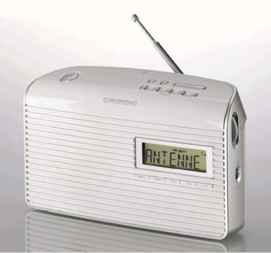 Radio Grundig GRN1400