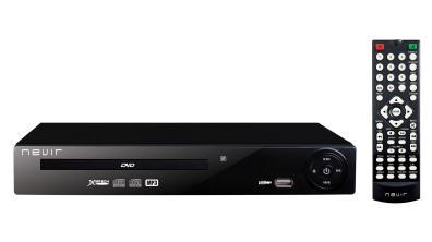 Reproductor DVD Nevir NVR-2324 USB