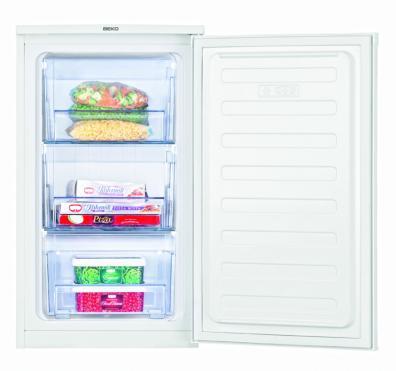 Congelador vertical Beko FS166020
