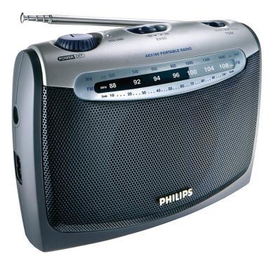 Radio Philips AE2160/04