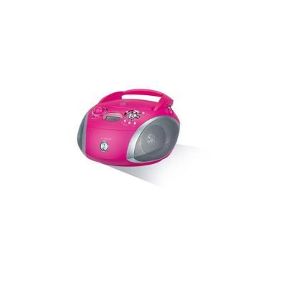 Reproductor CD Grundig RCD 1445 Rosa