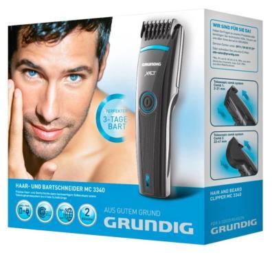 Barbero/Perfilador Grundig MC3340
