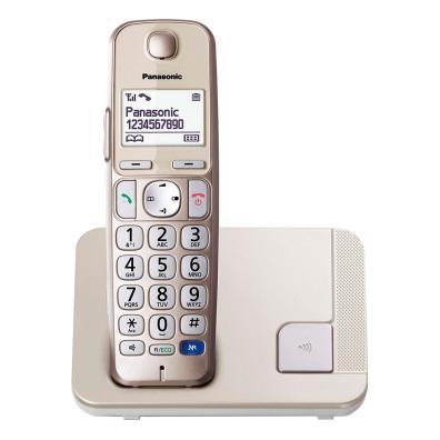 Telefono inalambrico Panasonic KX-TGE210SPN