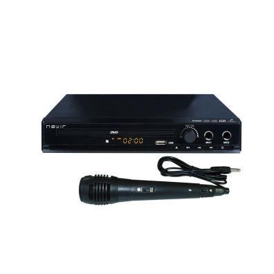 Reproductor DVD con Karaoke Nevir NVR-2329