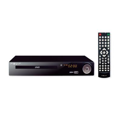 Reproductor DVD Nevir NVR-2355 DVD-T2HDU