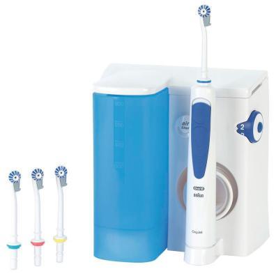 Irrigador dental Braun MD-20 Profesional Care Oxyjet