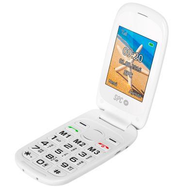 Teléfono libre SPC 2304B Blanco