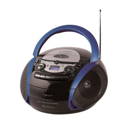 Radio CD Nevir NVR-482UCM