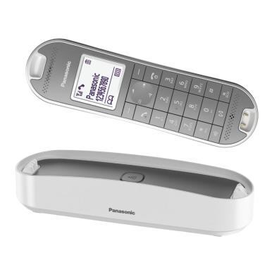 Teléfono inalámbrico Panasonic KX-TGK310SPW Blanco