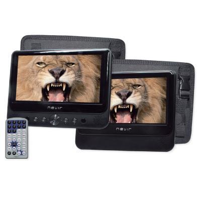 DVD Portátil Nevir NVR-2777DVD-PDCU