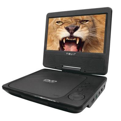 DVD Portátil Nevir NVR-2790DVD-PCU