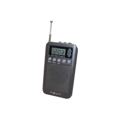 Radio transistor Nevir NVR-135-D Plata