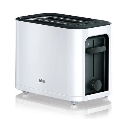 Tostadora Braun PurEase Toaster HT 3000 WH