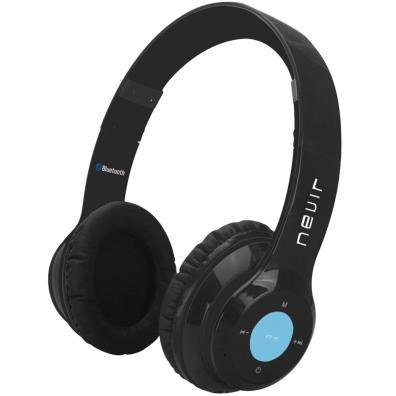 Auriculares Nevir NVR-946BH Negro