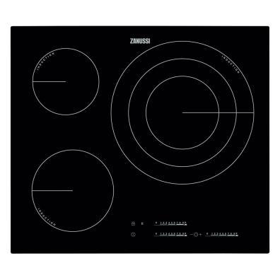 Placa de inducción Zanussi  ZIT6375CB