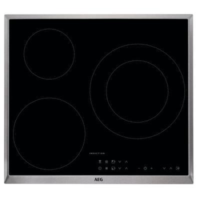 Placa de inducción AEG IKB63301XB