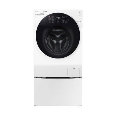 Lavadora secadora LG TWDG12W