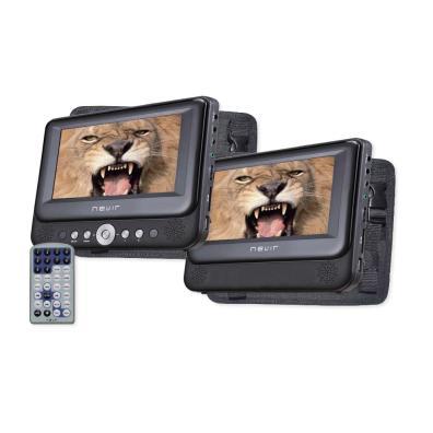 DVD portátil Nevir NVR-2772DVD-PDCU