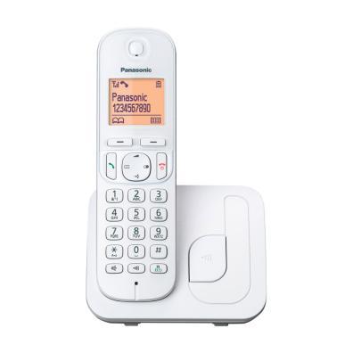 Teléfono inalámbrico Panasonic  KX-TGC210SPW