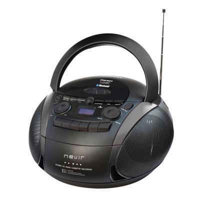 Radio CD Nevir NVR-482UCM BLACK