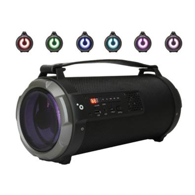 Altavoz Sunstech Muscle Capsule Bluetooth