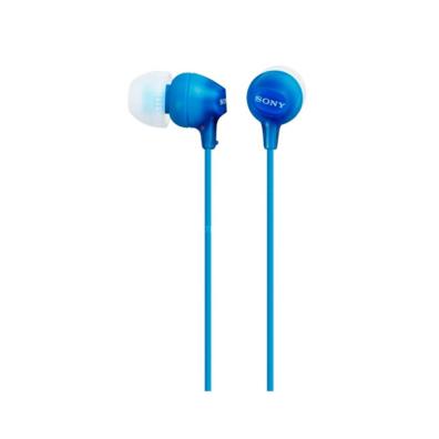 Auricular Sony TAPON MDR-EX15AP LI