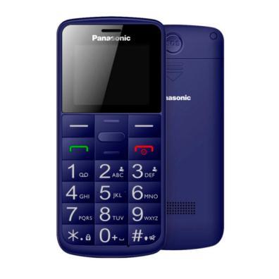 Telefono libre Panasonic KX-TU110EXC Azul
