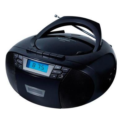 Radio CD/Casette  Sunstech CXUM53BK