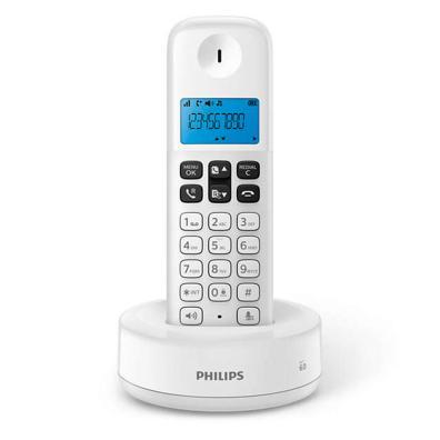 Teléfono inalambrico Philips D1611W/34