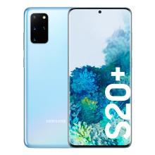 Telefono libre Samsung Galaxy S20+ 8GB/128GB Azul