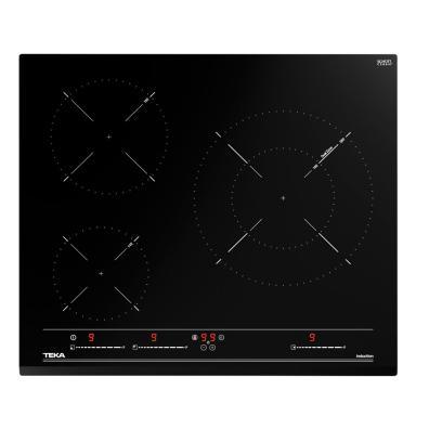 Placa de inducción Teka IZC 63015 BK MS