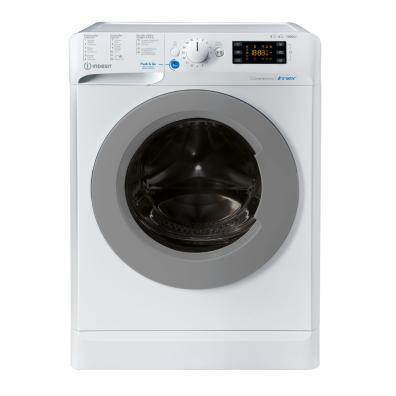 Lavadora secadora  Indesit BDE 861483X WS SPT N