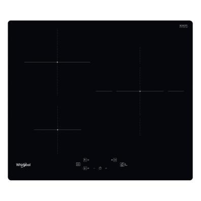 Placa de inducción Whirlpool WS Q1160 NE