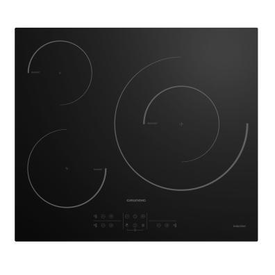 Placa de inducción Grundig GIEI 613322 MN