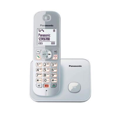 Teléfono inalámbrico Panasonic KX-TG6851SPS