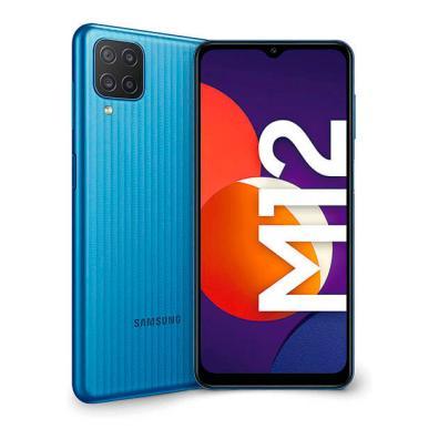 Teléfono libre Samsung Galaxy M12 4GB/64GB Azul