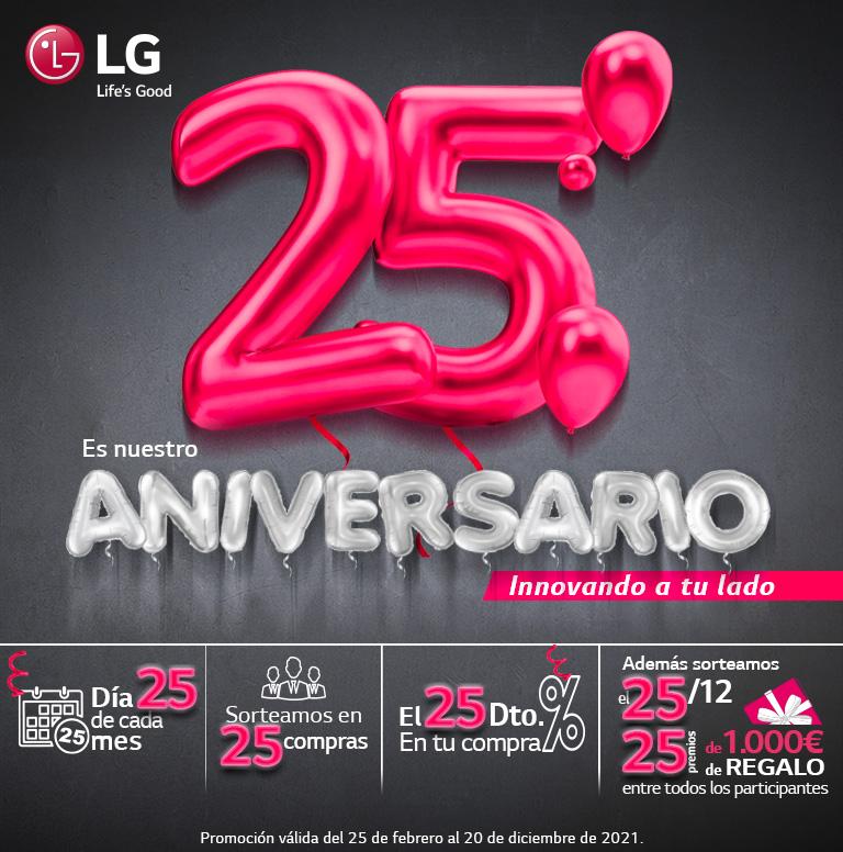 Llévate una tarjeta prepago Mastercard por la compra de tu producto LG