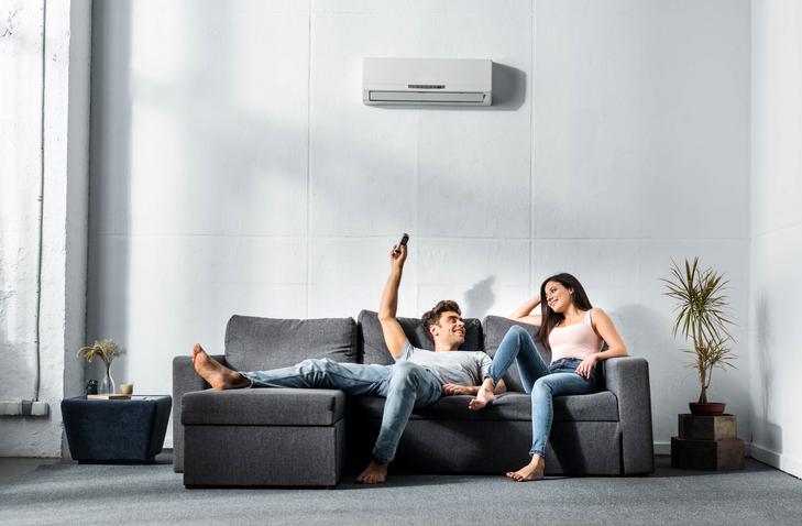 modo powerful aire acondicionado daikin
