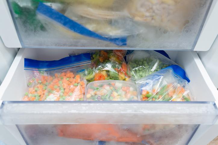 Frigorífico almacenamiento congelador
