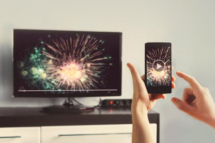 conectar movil tv videojuegos televisor hisense