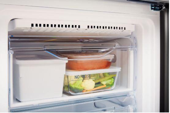 frigorífico congelador bandejas de seguridad