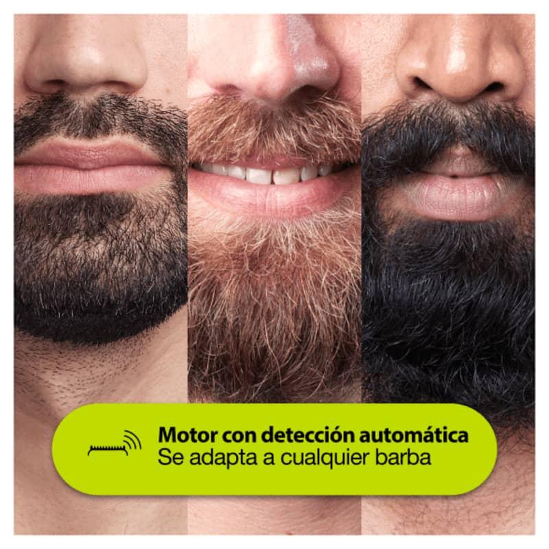 deteccion automatica barbero braun