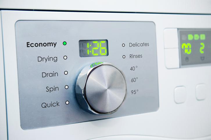 lavadora display