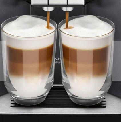 cafetera superautomatica dos tazas siemens