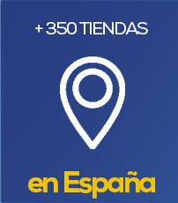 Puntos de venta España más de 700